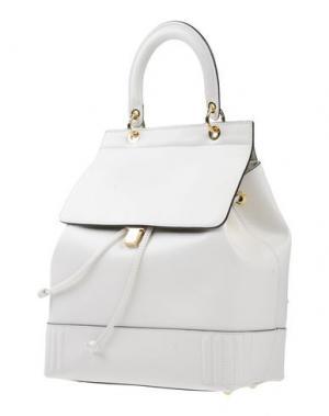 Рюкзаки и сумки на пояс AB ASIA BELLUCCI. Цвет: слоновая кость