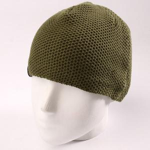 Шапка  Buffalo Knits Beanie Oldy Olive Fallen
