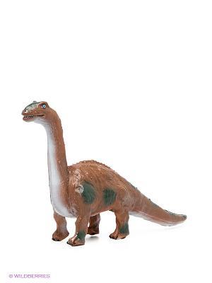 Динозавр Эухелоп Amico. Цвет: коричневый