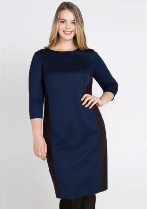 Платье bestiadonna. Цвет: синий (темно-синий)