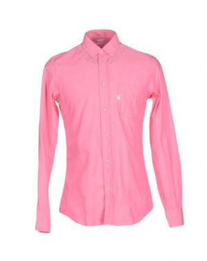Pубашка MAURO GRIFONI. Цвет: розовый