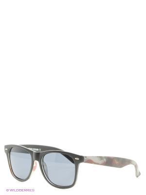 Солнцезащитные очки MS05-008 18P Mario Rossi. Цвет: черный
