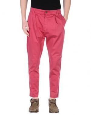 Повседневные брюки MINIMAL. Цвет: пурпурный