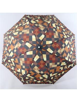 Зонт Zest. Цвет: хаки,серый,молочный,белый,черный