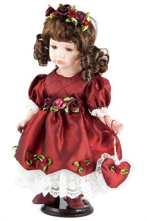 Кукла 31см Русские подарки. Цвет: красный
