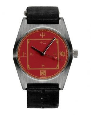 Наручные часы SHW SHANGHAI HENGBAO WATCH. Цвет: коралловый