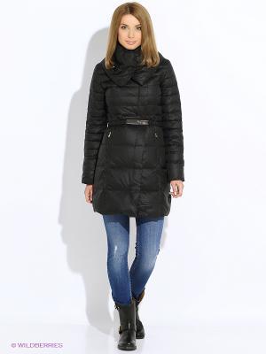 Куртка Motivi. Цвет: черный