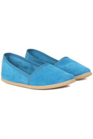 Балетки Versilia. Цвет: синий