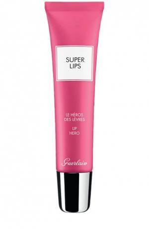 Бальзам для губ Super Lips Guerlain. Цвет: бесцветный