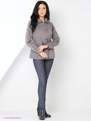 Куртка HARTWEAR. Цвет: серый, серо-коричневый, темно-серый