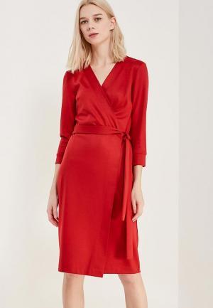 Платье Anastastia Kovall. Цвет: красный