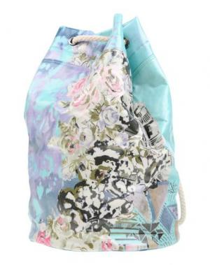 Рюкзаки и сумки на пояс SAVE THE QUEEN! SUN. Цвет: небесно-голубой