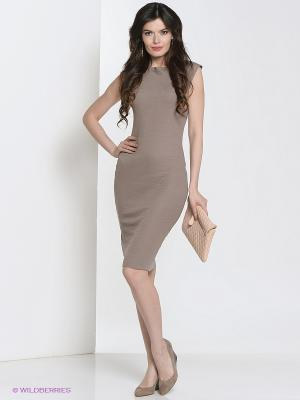Платье Культ платья BRACEGIRDLE. Цвет: бежевый