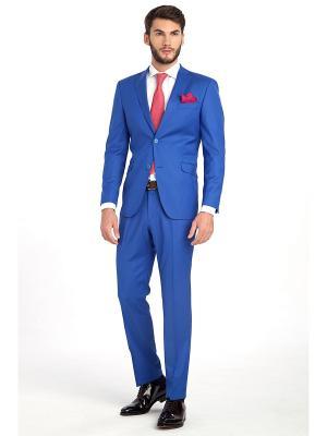Костюм Sarto Reale. Цвет: голубой