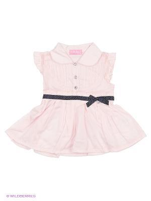 Туника Evita Baby. Цвет: розовый