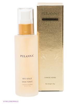 Био-золотой тоник -Bio-gold Tonic 60г PULANNA. Цвет: золотистый