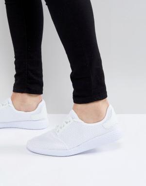 Loyalty & Faith Белые кроссовки. Цвет: белый