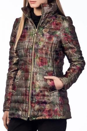 Куртка Duse. Цвет: мультицвет