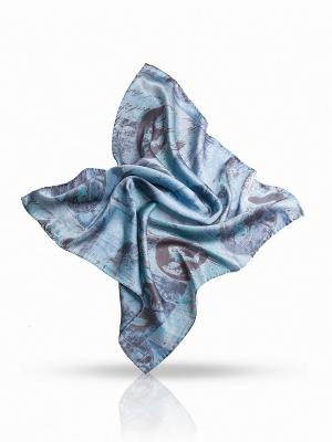 Платки Michel Katana. Цвет: синий