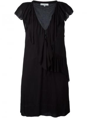 Платье Benelieaf Iro. Цвет: чёрный