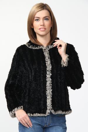 Жакет Romagna Furs. Цвет: черный