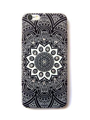 Чехол для Iphone 6/ 6S Lola. Цвет: белый, черный