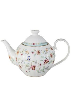 Чайник 1,2 л Грейс Colombo. Цвет: белый