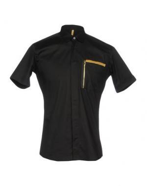 Pубашка TAKESHY KUROSAWA. Цвет: черный