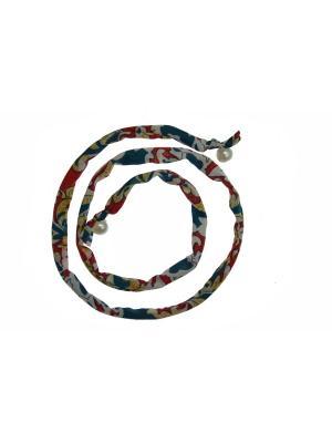 Ободок, диадема Bizon. Цвет: красный