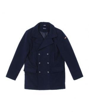 Пальто BARNUM. Цвет: темно-синий