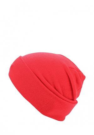 Шапка Nike. Цвет: красный