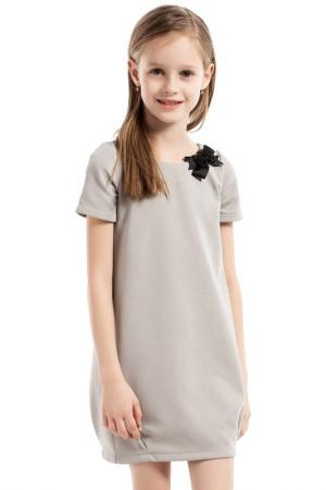 Платье KIDIN. Цвет: grey