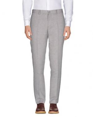 Повседневные брюки TIGER OF SWEDEN. Цвет: хаки