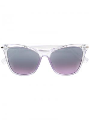 Солнцезащитные очки 233/S Marc Jacobs Eyewear. Цвет: розовый и фиолетовый