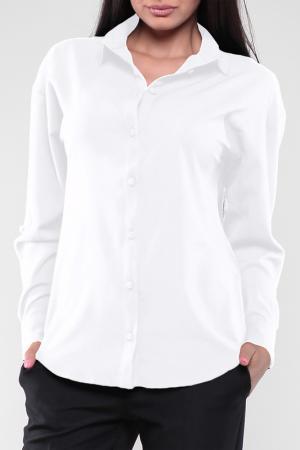 Блуза MAURINI. Цвет: белый