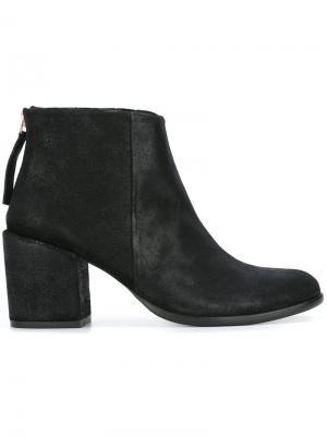 Ботинки по щиколотку Cotélac. Цвет: чёрный