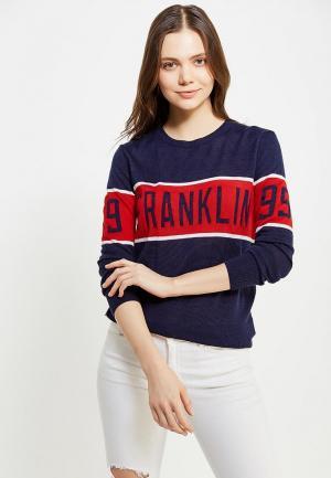 Джемпер Franklin & Marshall. Цвет: синий