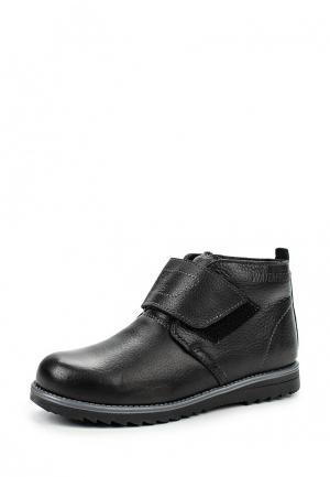 Ботинки Strobbs. Цвет: черный