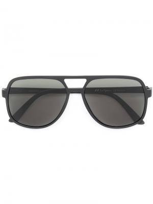 Солнцезащитные очки Cousteau Le Specs. Цвет: чёрный
