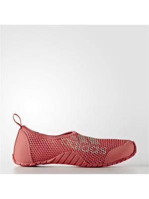 Сандалии дет. спорт. KUROBE K Adidas. Цвет: розовый