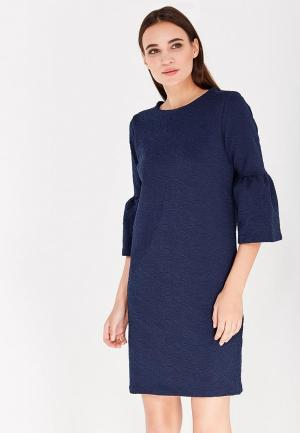 Платье Cortefiel. Цвет: синий