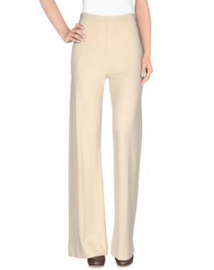 Повседневные брюки NEERA. Цвет: бежевый