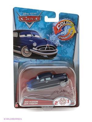 Машинка из серии Disney Cars Mattel. Цвет: черный, синий