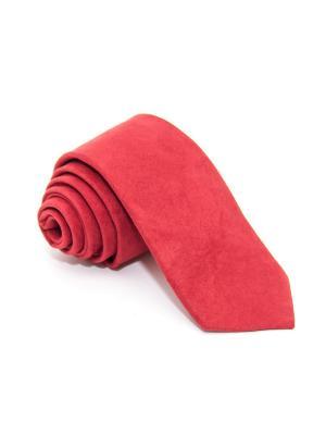 Галстук Churchill accessories. Цвет: темно-бордовый, темно-красный, бордовый, малиновый, красный