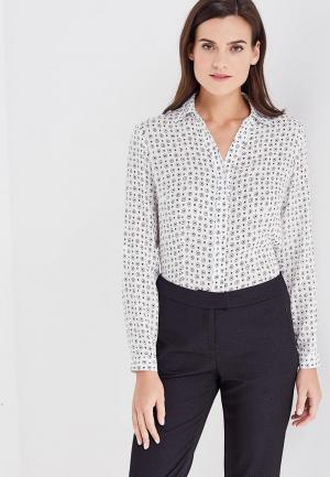 Блуза Vis-a-Vis. Цвет: белый