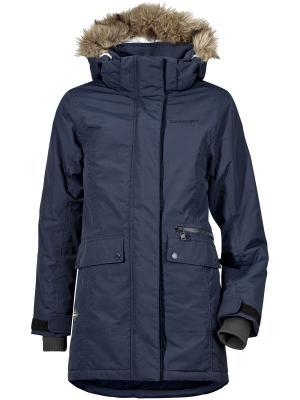 Куртка Zoe DIDRIKSONS. Цвет: темно-синий