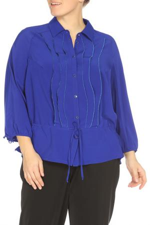 Блуза Terra. Цвет: фиолетовый