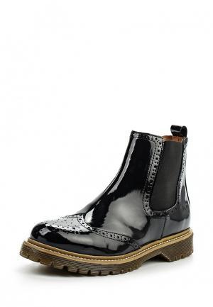 Ботинки Bronx. Цвет: черный