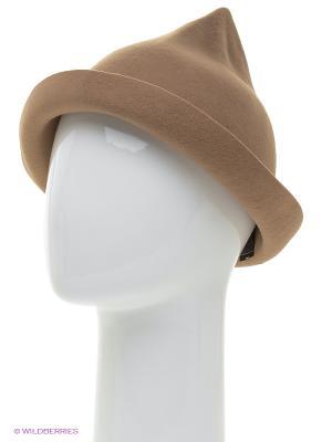Шляпа To be Queen. Цвет: бежевый