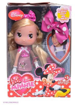Кукла Минни Famosa. Цвет: розовый, белый, желтый